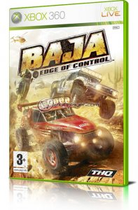 BAJA: Edge of Control per Xbox 360