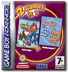 Sonic Battle + Chu Chu Rocket per Game Boy Advance