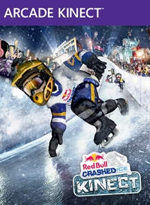 Red Bull Crashed Ice Kinect per Xbox 360
