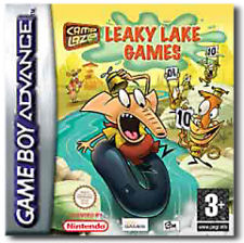 Camp Lazlo: Leaky Lake Games per Game Boy Advance