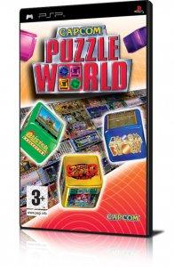 Capcom Puzzle World per PlayStation Portable