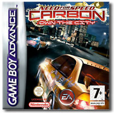 Need for Speed Carbon: Own the City per Game Boy Advance