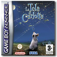 La Tela di Carlotta (Charlotte's Web) per Game Boy Advance