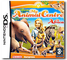 My Animal Centre In Africa per Nintendo DS