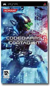 Coded Arms: Contagion per PlayStation Portable