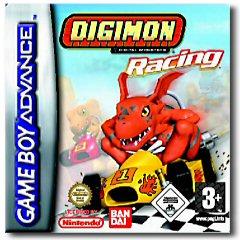 Digimon Racing per Game Boy Advance
