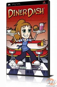 Diner Dash per PlayStation Portable
