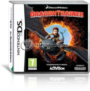 Dragon Trainer per Nintendo DS