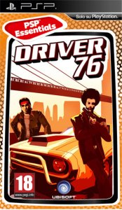 Driver 76 per PlayStation Portable