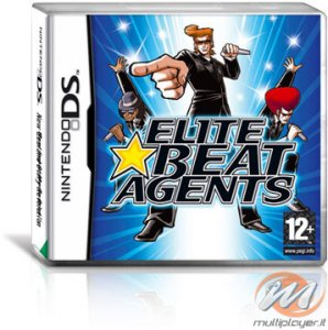 Elite Beat Agents per Nintendo DS