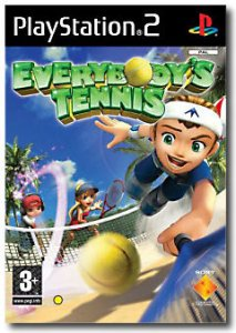 Everybody's Tennis per PlayStation 2