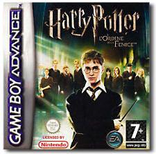Harry Potter e l\'Ordine della Fenice per Game Boy Advance