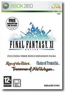 Final Fantasy XI per Xbox 360