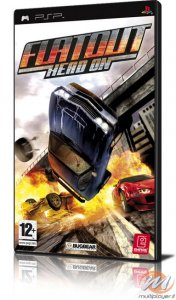 FlatOut: Head On per PlayStation Portable