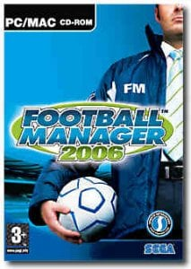 Football Manager 2006 per PC Windows