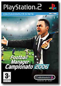 Football Manager Campionato 2006 (LMA Manager 2006) per PlayStation 2