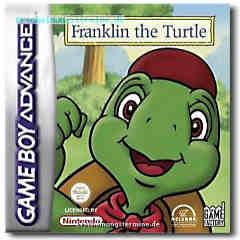 Franklin La Tartaruga per Game Boy Advance