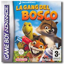 La Gang del Bosco (Over the Hedge) per Game Boy Advance