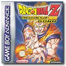 Dragon Ball Z: Il Destino di Goku per Game Boy Advance