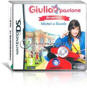 Giulia Passione Avventure: Misteri a Scuola per Nintendo DS