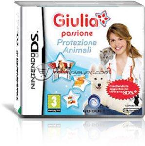 Giulia Passione Protezione Animali per Nintendo DS