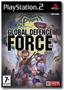 Global Defence Force per PlayStation 2