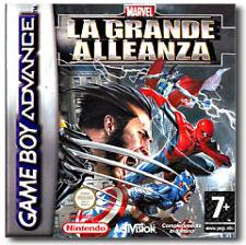 Marvel: La Grande Alleanza per Game Boy Advance