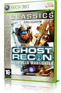 Tom Clancy's Ghost Recon: Advanced Warfighter (Ghost Recon 3) per Xbox 360