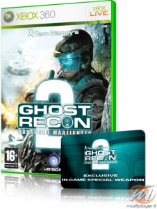 Tom Clancy's Ghost Recon: Advanced Warfighter 2 per Xbox 360