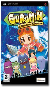 Gurumin per PlayStation Portable