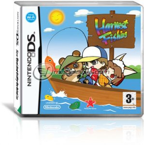 Harvest Fishing per Nintendo DS