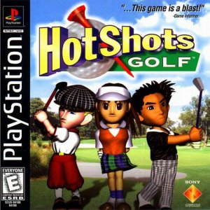 Hot Shots Golf per PlayStation
