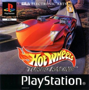 Hot Wheels Turbo Racing per PlayStation