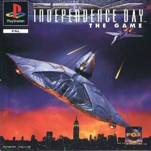 Independence Day per PlayStation