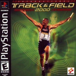 International Track and Field 2000 per PlayStation
