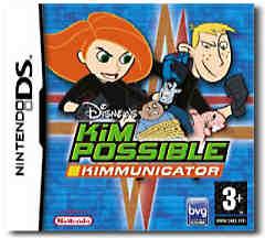 Kim Possible: Kimmunicator per Nintendo DS
