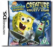 SpongeBob SquarePants: La Creatura del Krusty Krab per Nintendo DS