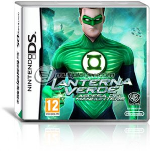 Lanterna Verde: L'Ascesa dei Manhunters per Nintendo DS