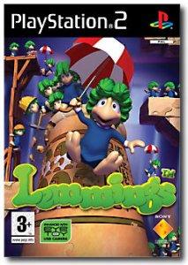 Lemmings Eye Toy per PlayStation 2