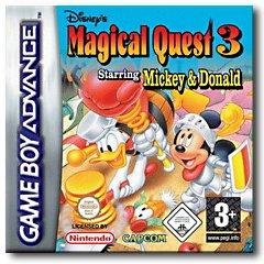 Magical Quest 3: Mickey & Donald per Game Boy Advance