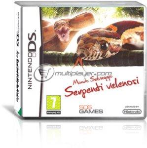 Mondo Selvaggio: Serpenti Velenosi per Nintendo DS