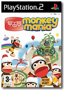 EyeToy: Monkey Mania per PlayStation 2