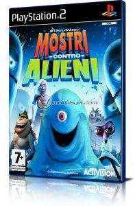 Mostri Contro Alieni per PlayStation 2