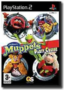 Muppets Party Cruise per PlayStation 2