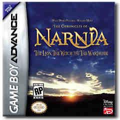 Le Cronache di Narnia: il Leone, la Strega, l'Armadio per Game Boy Advance