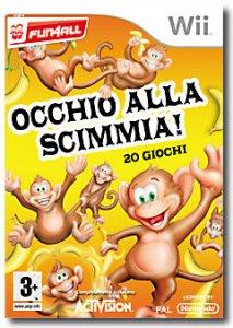 Occhio alla Scimmia! per Nintendo Wii