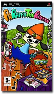 PaRappa the Rapper per PlayStation Portable