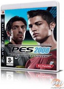 Pro Evolution Soccer 2008 per PlayStation 3