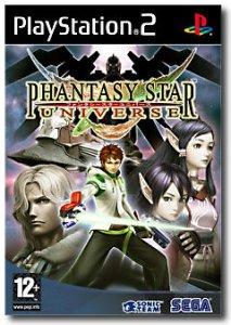 Phantasy Star Universe per PlayStation 2