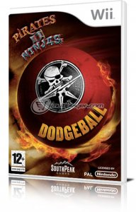 Pirates vs Ninjas: Dodgeball per Nintendo Wii